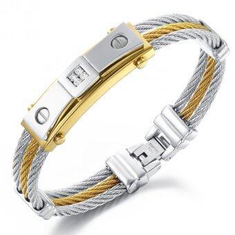SoKaNo Trendz SK756 Premium Gold Bangle