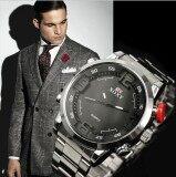 ซื้อ Soxy Man S Fashion Alloy Steel Belt Organic Glass Quartz Business Watch Color Main Pic ออนไลน์ จีน