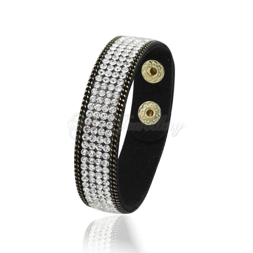 Sparkling Bracelet (Black)