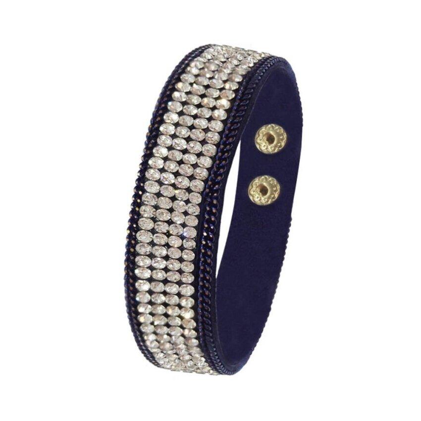 Sparkling Bracelet (Dark Blue)