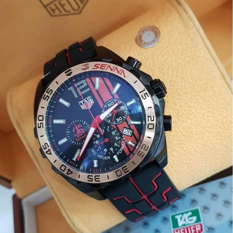 Upto 90 Discount T A G Heuer Formula One Limited Edition 2018