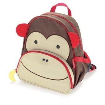 Harga TEEMI Animal Design School Bag / Backpack for Kids - Coco Monkey