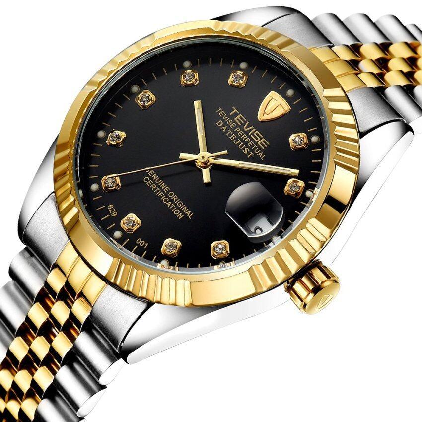 EverPro TEVISE Men Brand Watch Fashion Luxury Wristwatch Waterproof  Automatic Mechanical Watch Luminous Sport Casual Watches₱1 48890762d8c88