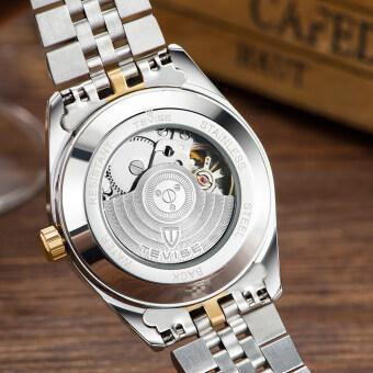 TEVISE Top Brand Men Fashion Luxury Waterproof Wristwatch AutomaticMechanical Watch - 2