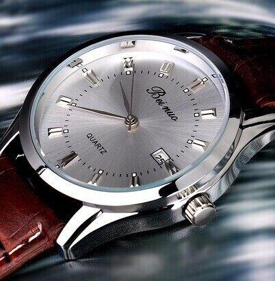 The watch metal alloy time GMT in brand world in Gao Bei Nuo male Boy's Watch - intl