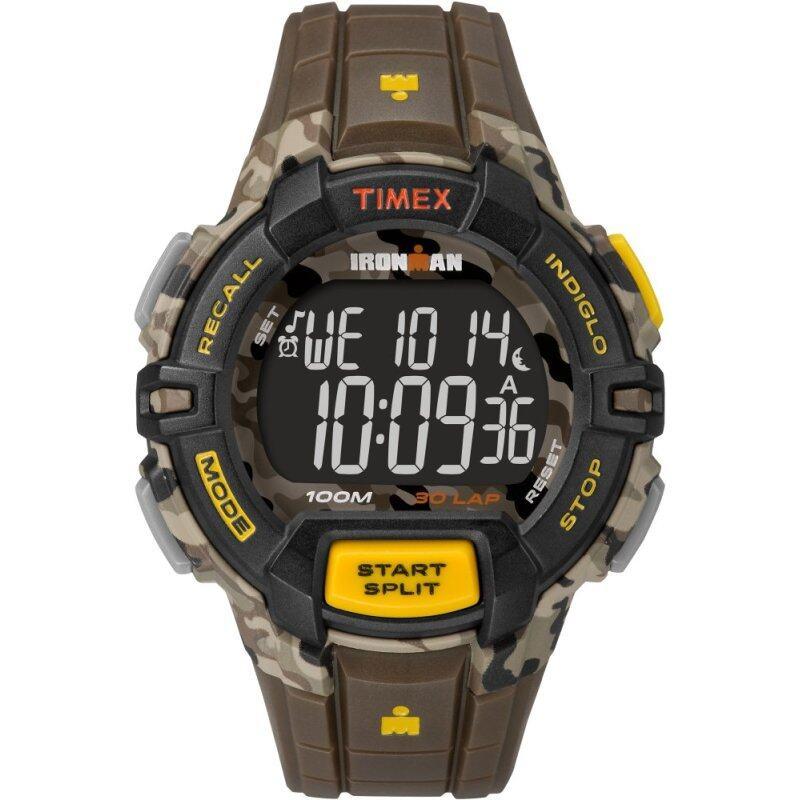 Timex IRONMAN® Rugged 30 Full-Size - Grey/ Yellow Camo Malaysia