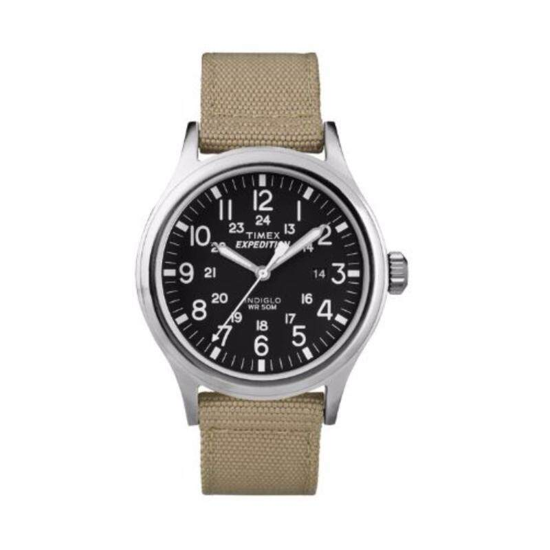 Timex Men T49962 Expedition® Scout Nylon Band Watch Malaysia