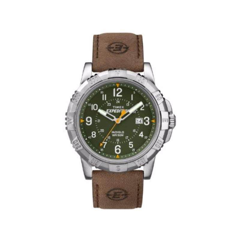 Timex Men T49989 Expedition® Rugged Metal Leather Strap Watch Malaysia