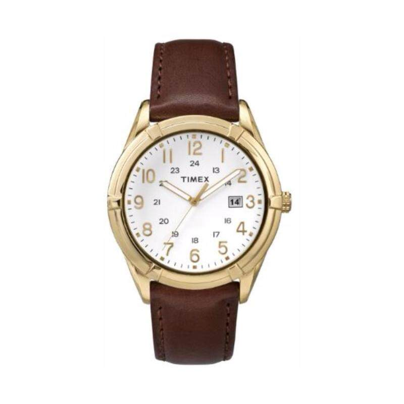 Timex Men TW2P76600 Easton Avenue  Leather Strap Watch Malaysia