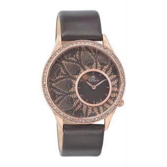 Titan Purple 9959WL02 Women's Watch