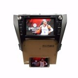 "TOYOTA CAMRY 2012 8"" OEM Mirror Link Plug & Play DVD/2 DIN/Double Din Player with VCD/MP3/CD/FM/USB/SD/BT"