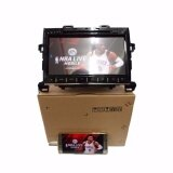 "TOYOTA VELLFIRE 8"" OEM Mirror Link Plug & Play DVD/2 DIN/Double Din Player with VCD/MP3/CD/FM/USB/SD/BT"