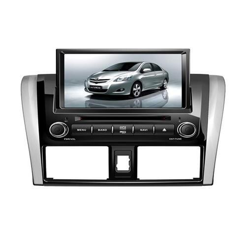 TOYOTA VIOS 2013 - 2016 DYNAWIN 8 Full HD Double Din GPS DVD VCD MP3 CD USB SD Bluetooth TV Player Free Camera & TV Antenna""