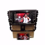 "Toyota Vios 2013 7""inch OEM Mirror Link Plug & Play DVD/2 DIN/Double Din Player with VCD/MP3/CD/FM/USB/SD/BT"