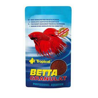 Harga TROPICAL BETTA GRANULAT 10G