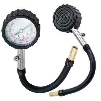 Truck Auto Vehicle Car Tyre Tire Air Pressure Gauge 0-100PSI Tester Dial Meter