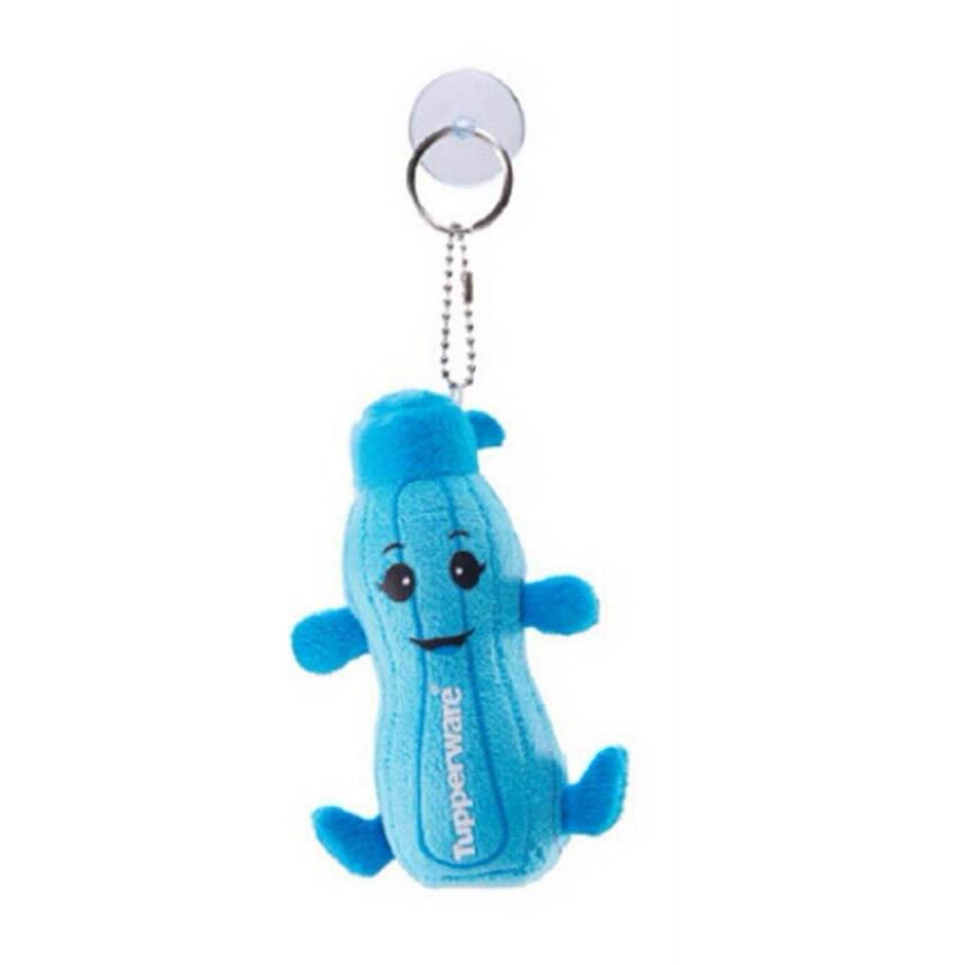 Tupperware Eco Bottle Soft Toys (1) - Blue