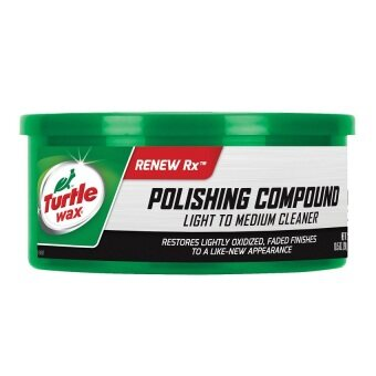 Turtle Wax T-241A Polishing Compound & Scratch Remover - 10.5oz.