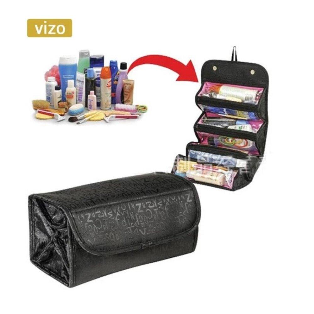 Televisi Jual Perjalanan Cosmetic Tas Wash Set Paket Tas Merah-Internasional