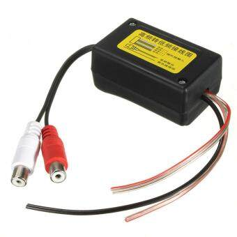 Universal 2 Channel 5 Wire Car High Level to Low Level RCAConverter