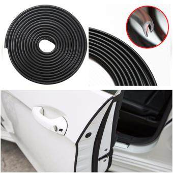 5 Meter Universal Car Door Edge Guard Scratch Strip Protector Rubber Sealing Trim Molding Car Styling