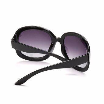 ... Vintage Oval Lens Plastic UV400 Elegant Women s Polarized Sun Glasses  High Quality Outdoor Driving Brand Sunglasses 0f1d2ba15d