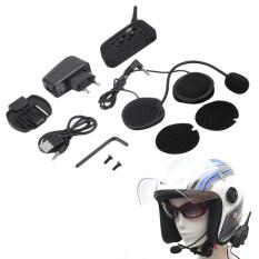 Harga Vnetphone V6 1200 M Interfon Bluetooth Interkom Helm Sepeda Motor Yang Bagus