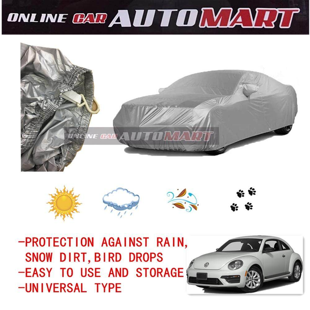 Volkswagen Beetle - Yama High Quality Durable Car Covers Sunproof Dust-proof Water Resistant Protective Anti UV Scratch Sedan Cover