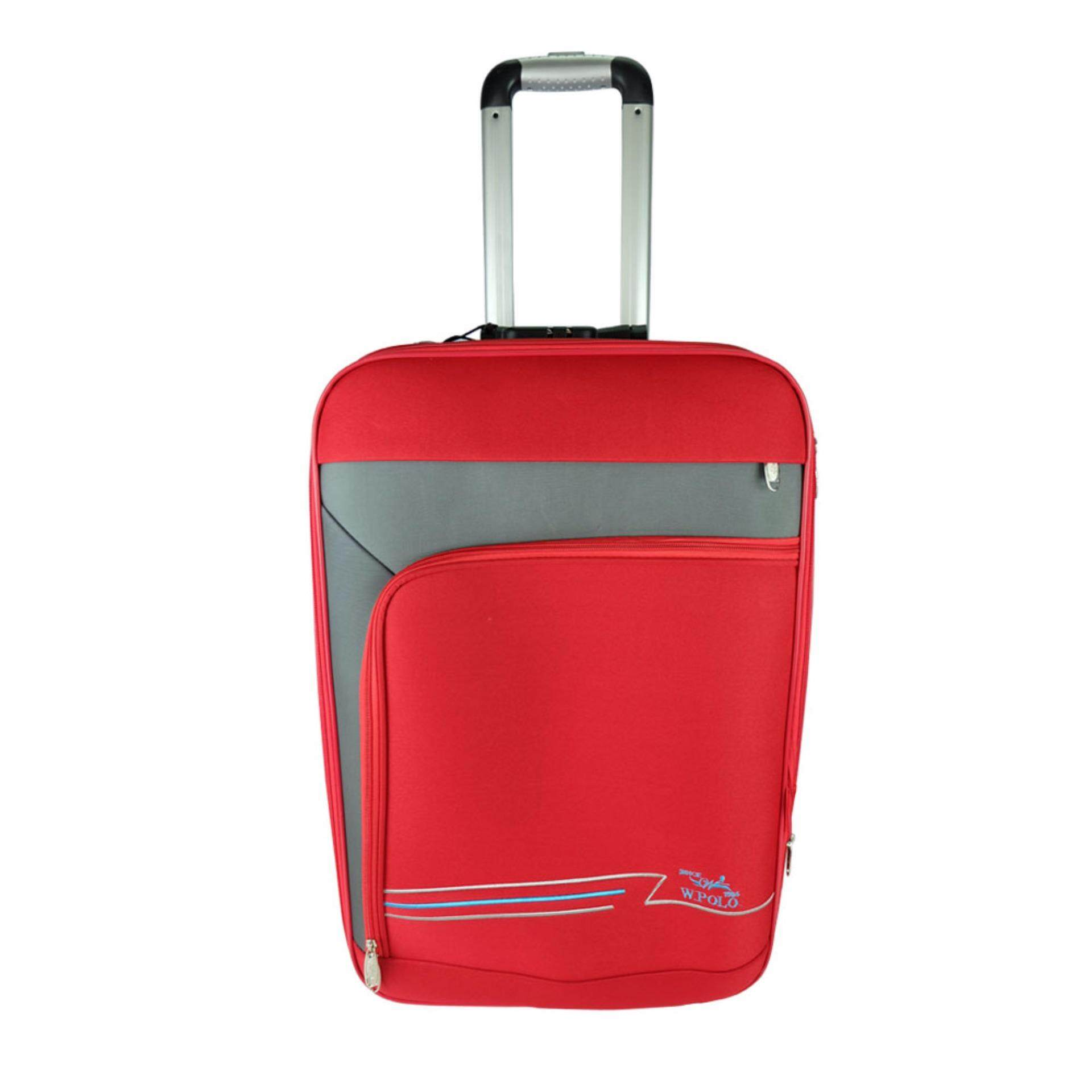 Polypac New Arrival Softcase Soft Case Covet Blackberry Aurora Bb Silikon Silicon Wpolo 24 Inch 2 Wheels Eva Trolley We9629 Red