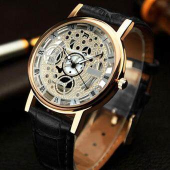 Watch Men 2017 Top Brand Luxury Famous Male Clock Quartz Watch Wrist Man Quartz-watch Relogio reloj mujer