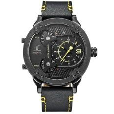 Watches Men Luxury Brand Weide LED Digit Military Quartz-Watch3Timerelogios masculinos Sport Wrist Watches Relojes(Yellow) Malaysia