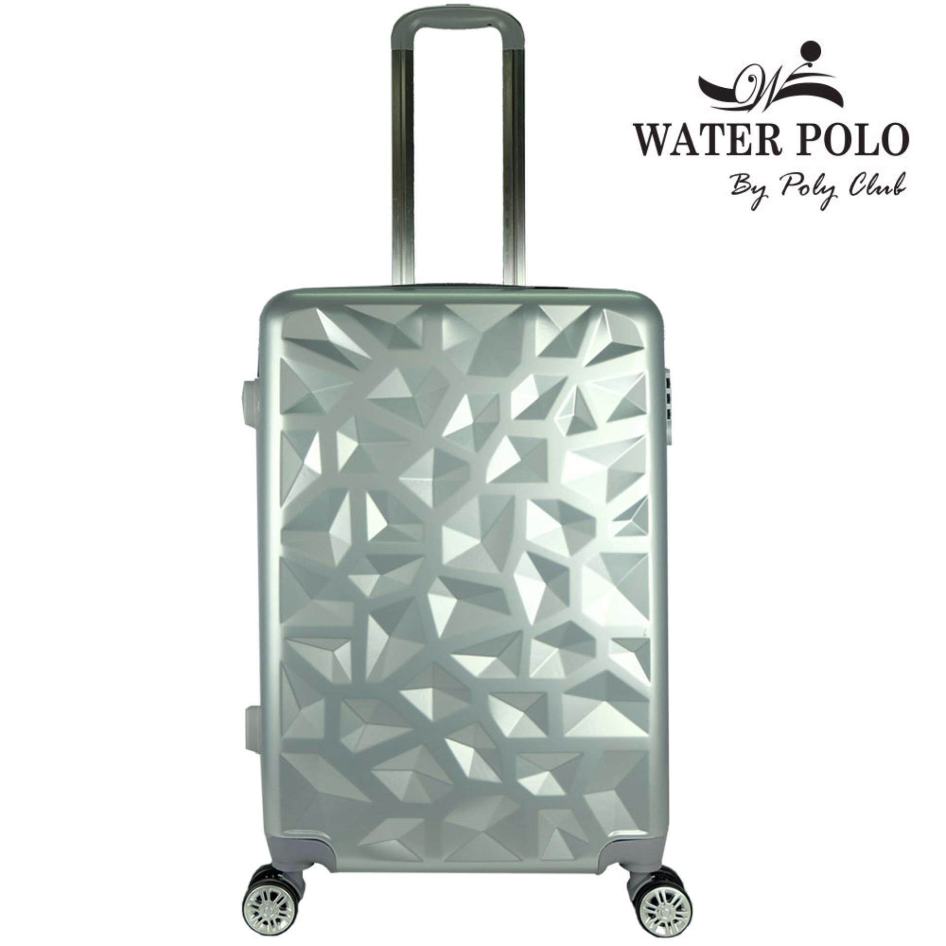 Polypac New Arrival Rexona Men Roll On Ferrari V8 Rl 50 Ml Waterpolo Wa1708 20inch Expendable Abs Hard Case Trolley Silver