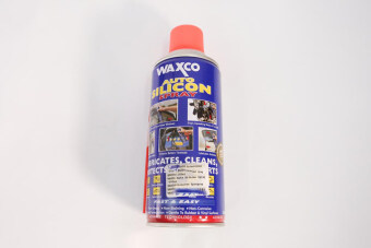 Waxco Auto Silicon Spray