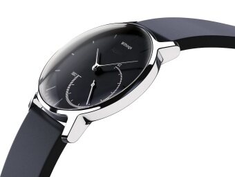 Withings Activite Steel - Activity and Sleep Tracking Watch Black - 2