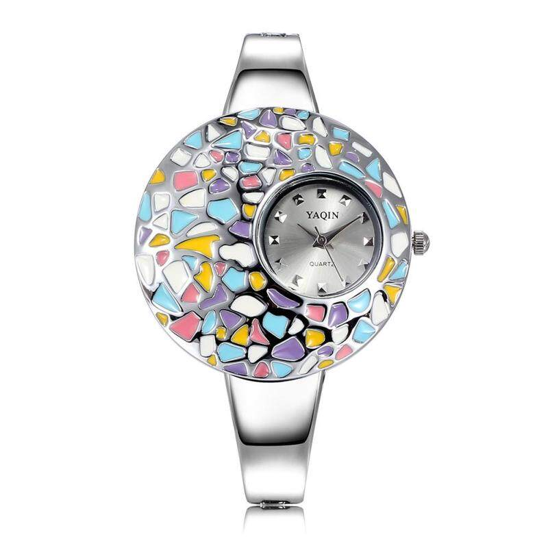 Womdee Yaqin authentic fashion watches Miss Bai Ling painted epoxy surface watches (Multicolor) Malaysia