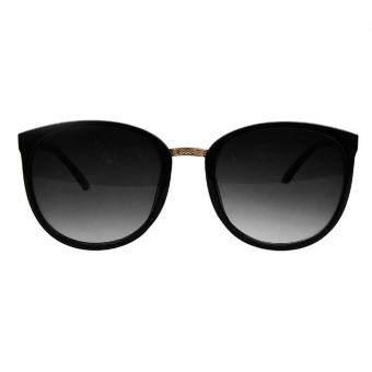 Women s Girls Sunglasses UV400 Protection Metal Frame Vintage Retro Black  Frame 3e026ff5bb