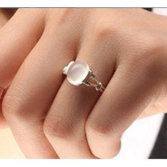 Harga Women's Moonstone Ring Party Ring Jewelry Favor Accessories