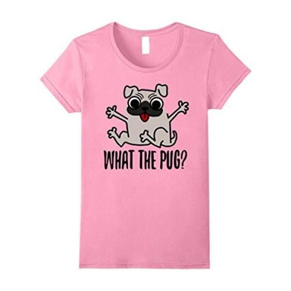 Wanita Apa Jejak Hewan Lucu Pecinta Anjing Kaus Merah Muda-Internasional