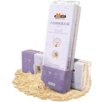 Harga Wood Shaving Bedding Lavendar 1.1kg