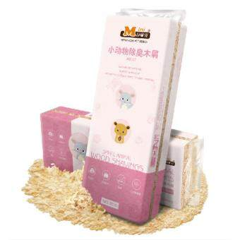 Harga Wood Shaving Bedding Rose 500g
