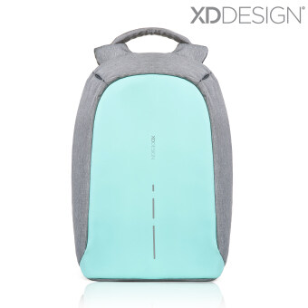 Harga XD Design Bobby Compact Anti-Theft Backpack (Mint Green) - Free Mini Bobby & Rain Cover