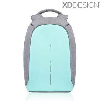 Harga XD Design Bobby Compact (Mint Green) Free Power Bank Mini Bobby Bag And Rain Cover