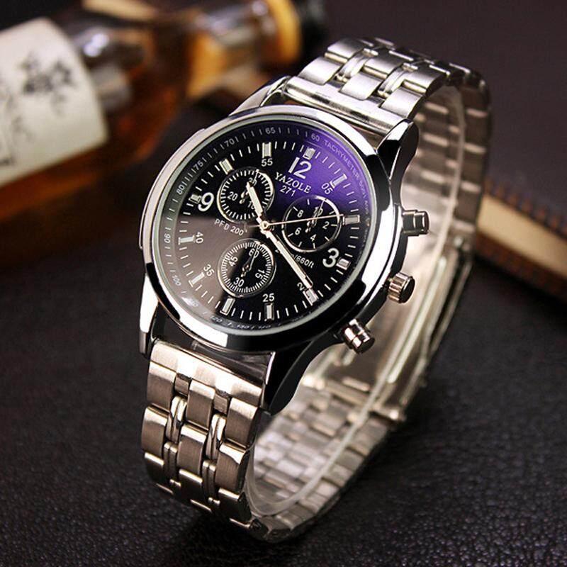 YAZOLE Classical Women Leather Band Fashion Joker Bussiness Quartz Wrist Watch YZL312-B-Brown
