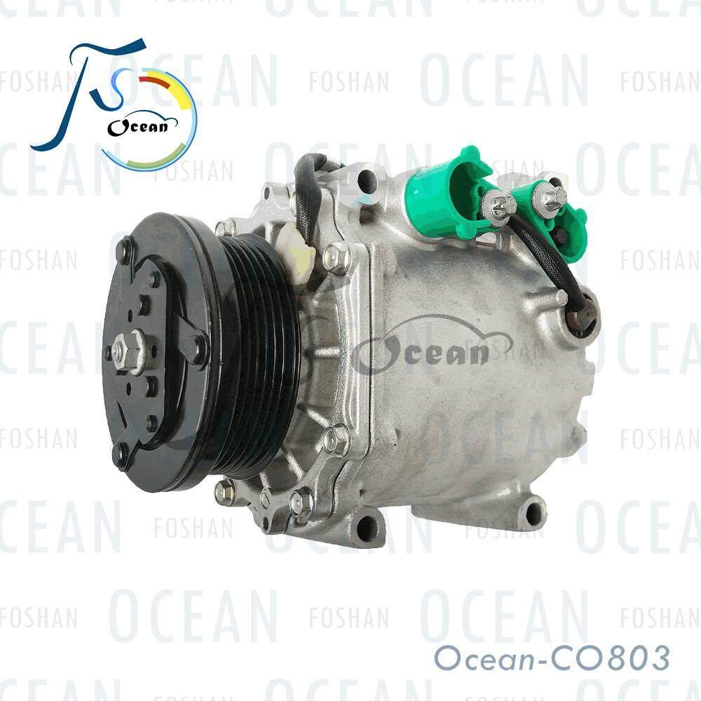 เติมน้ำยาแอร์ แพร่ MSC105CA เครื่องอัดลมอัตโนมัติสำหรับ Mitsubishi Outlander/Lancer/Eclipse IV/ENDEAVOR/Galant IX/Grandis-2.4 (2004- 2012) ในแอร์รถยนต์ระบบ CO803