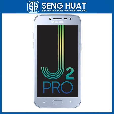 Samsung Galaxy J2 Pro [1.5GB RAM/16GB ROM] Original Samsung Malaysia Set (Blue Silver)