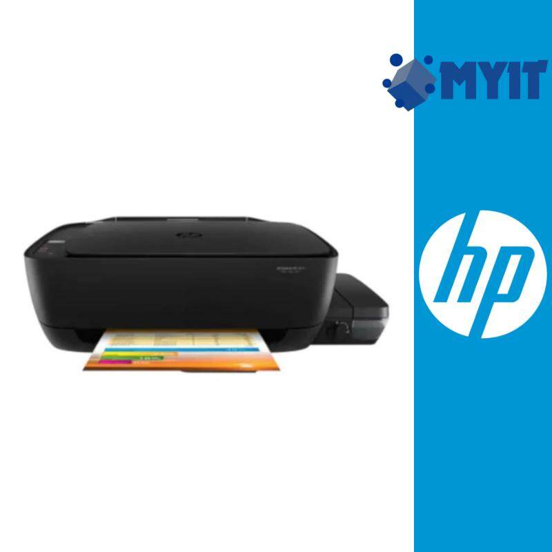 HP DeskJet GT 5810 Inkjet Printer 3 in 1 A4 Photo Borderless Printing with Ink Tank System (Print Scan Copy)