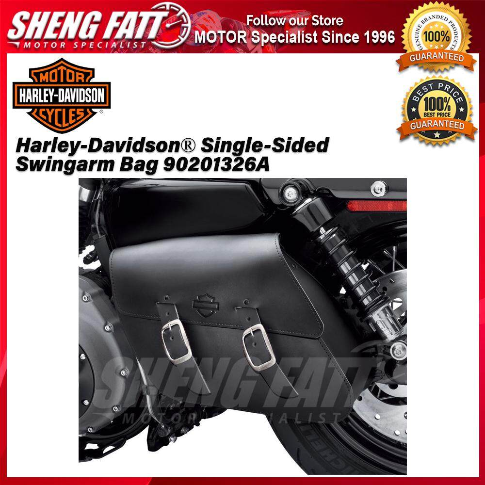 Harley-Davidson® Single-Sided Swingarm Bag 90201326A - [ORIGINAL]