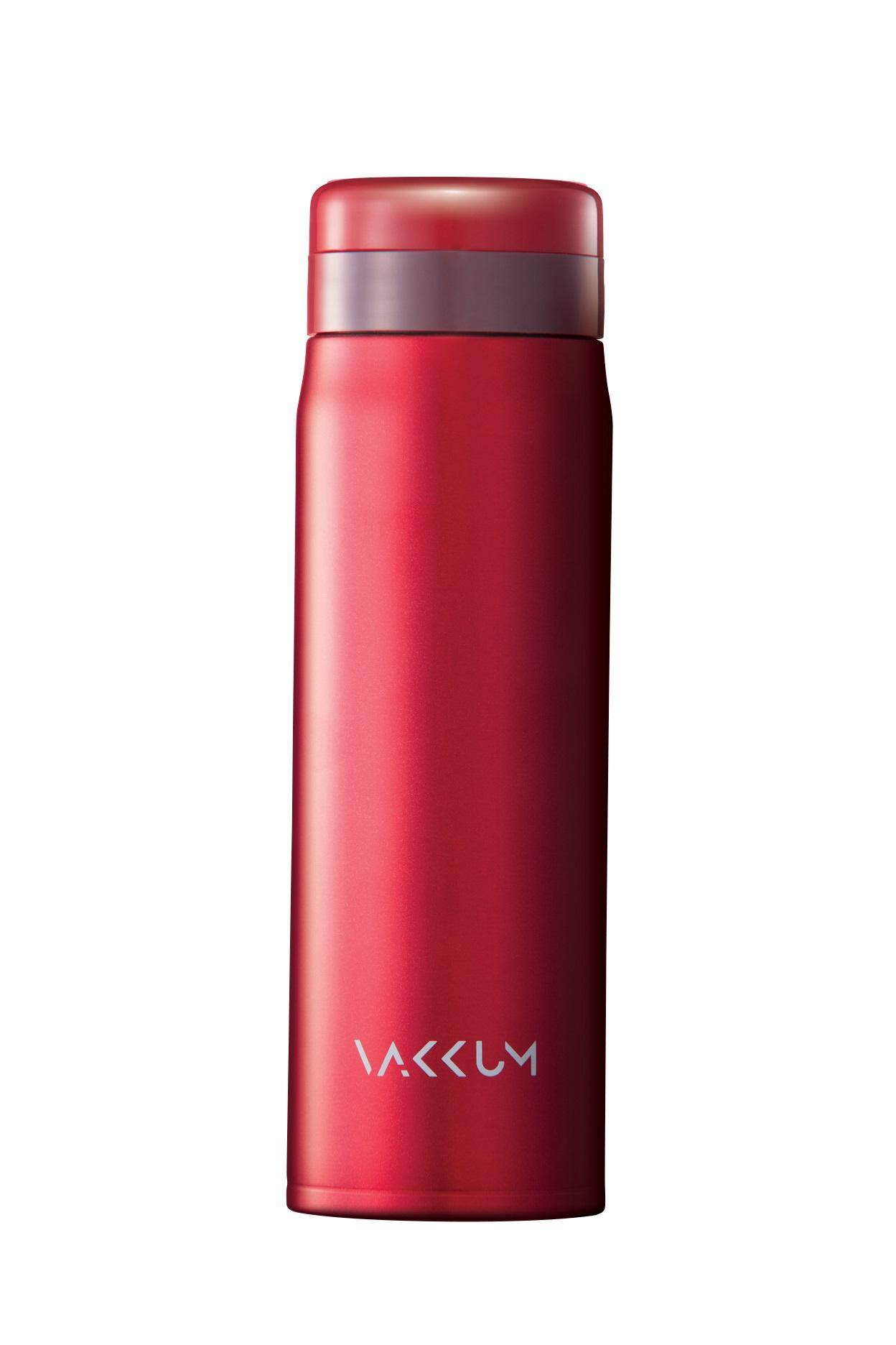 [LIVE] [OASIS SWISS] ANTI-BACTERIAL VAKKUM MADEL FLASK 600ML DOUBLE WALL S.S. RED
