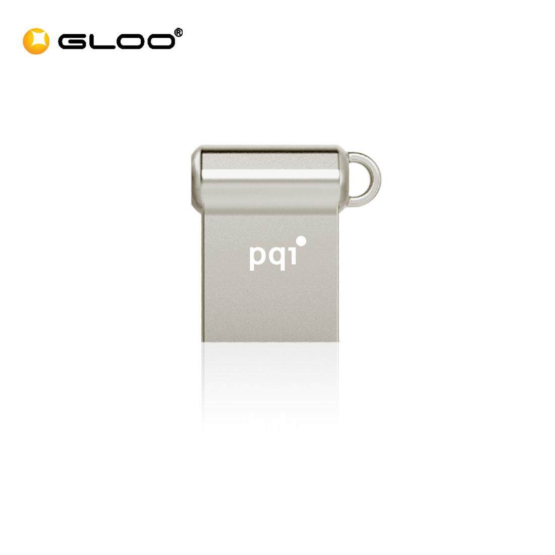 PQI i-mini II U838V (64GB) Silver Flashdrive 4712876270314