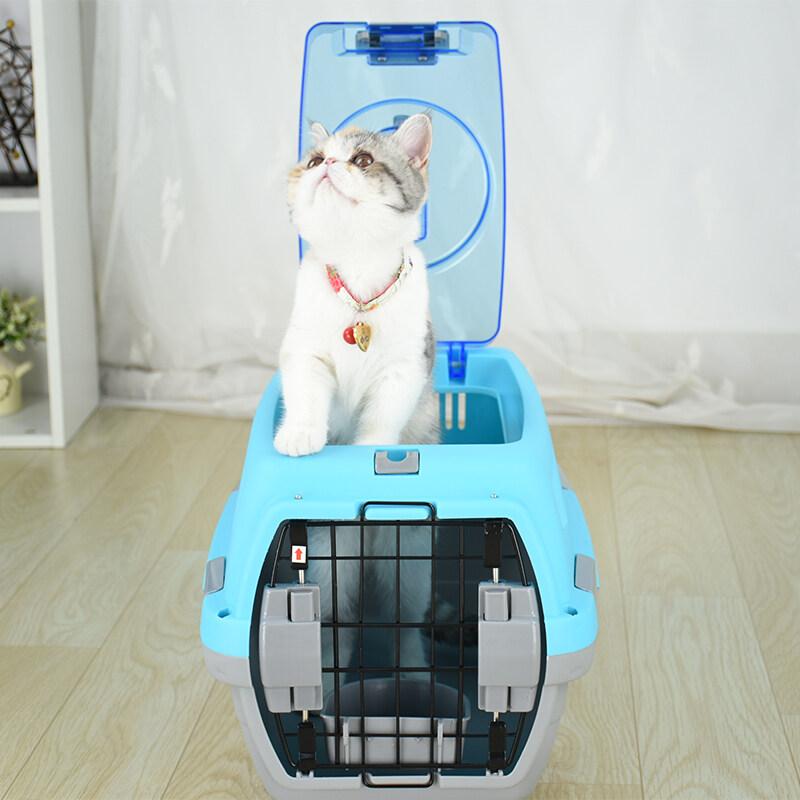 Jual Hewan Peliharaan Kandang Kucing Keluar Kasus Laptop Portabel Anjing Diperiksa Sarung Koper Anjing Kecil Kotak Transportasi Terbaru